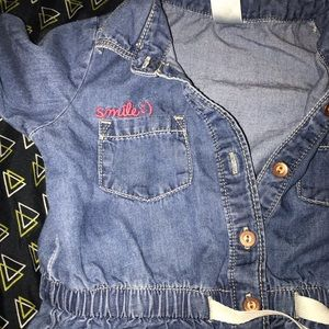 Baby Carter dress
